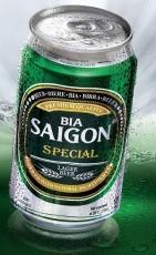 Bia Sai Gòn Xanh
